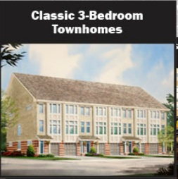 Classic 3-Bedroom Townhomes-Rogers Rd.