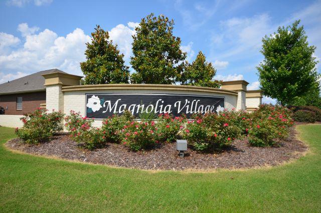 Magnolia Village Huntsville Alabama New Home For Sale
