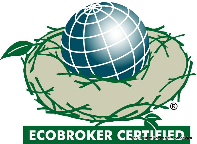 Eco Broker Designation Logo