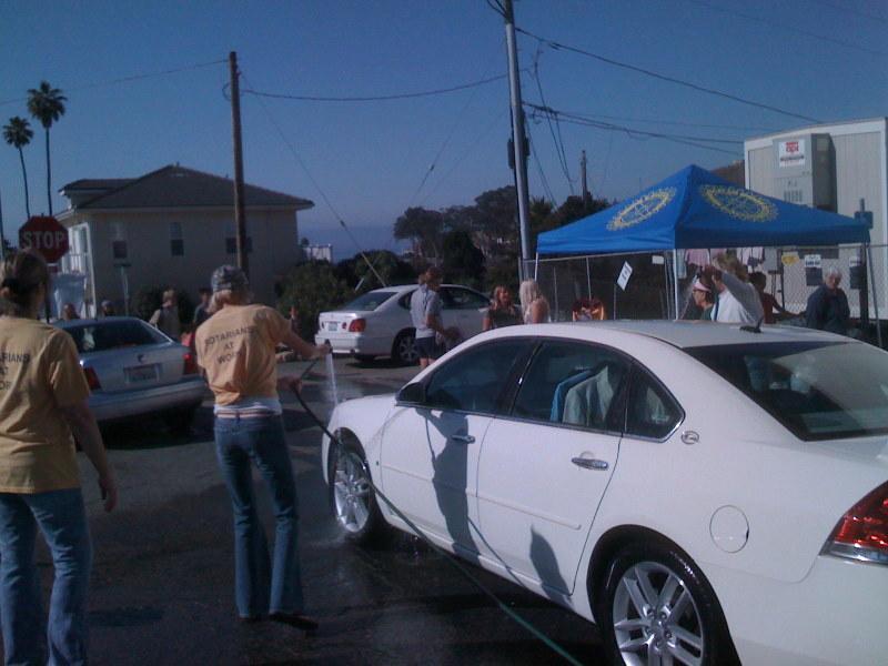 Car Wash @ Cayucos School