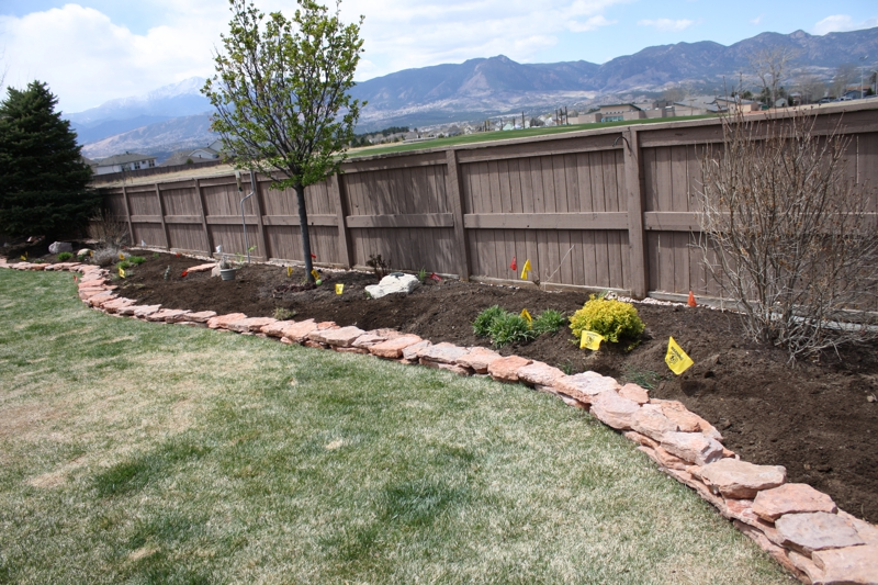 Xeriscaping Backyard Landscaping Ideas : Be One Pictures of landscaping xeriscaping