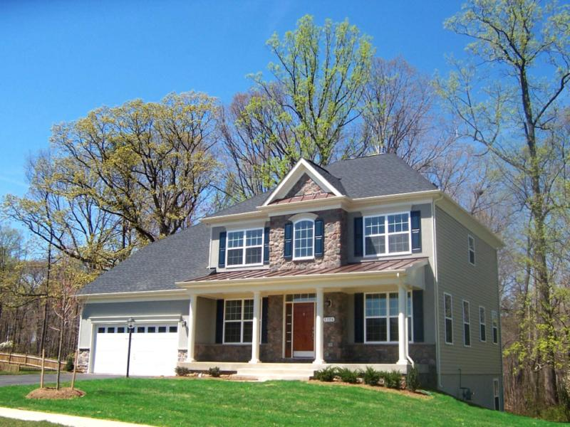 Purcellville new homes on 3 acres 500 000 price range for Home builders west virginia