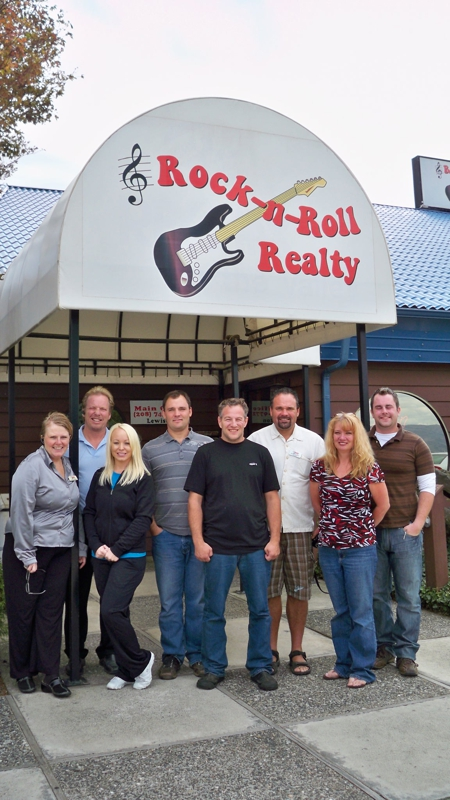 Rock-n-Roll Realty Team
