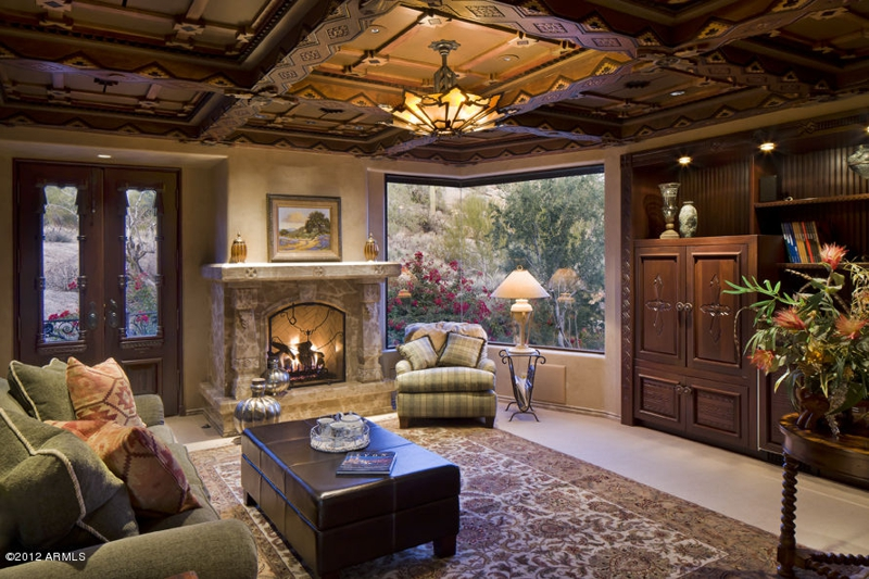 Most expensive luxury home sold during dec 2012 in phoenix Luxury home builders usa