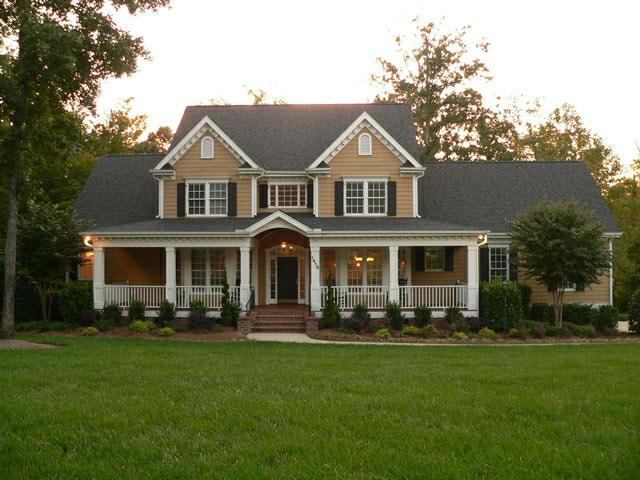 Raleigh, NC: 1416 Wynncrest Ct. In Laneridge Estates U2013 Southern Living  Showcase