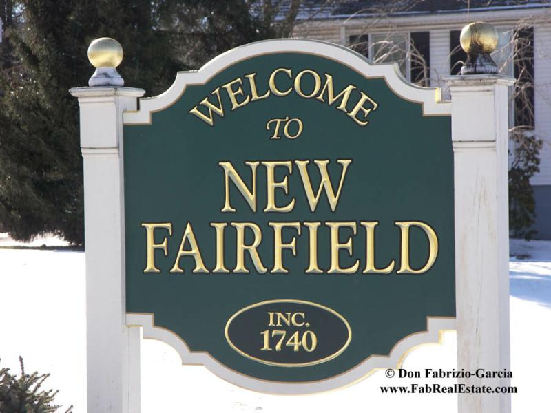 Welcome to New Fairfield, Connecticut