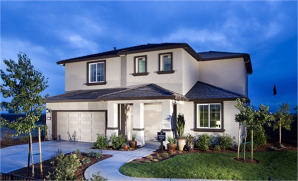 Model homes roseville california