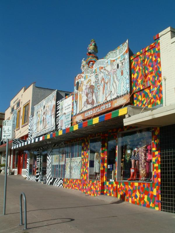 stores on south congress - austin, texas