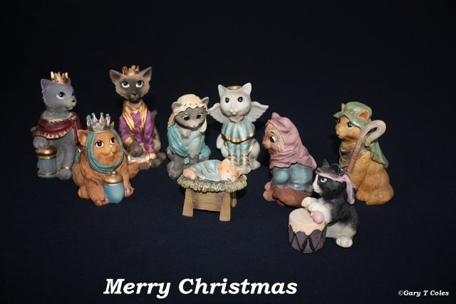 Nativity Scene - Photo by Gary Coles - Paradise4Gringos.com