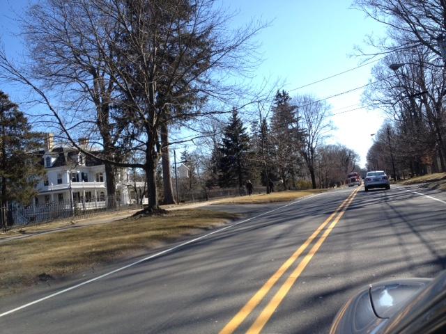 Main Street Ridgefield CT