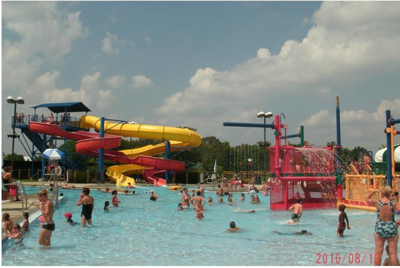 Maumee Ohio Rolf Park Swimming Pool