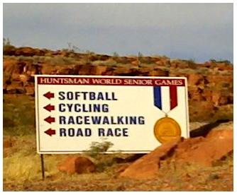 Welcome Huntsman World Senior Games/ October 3 - 15, 2011 / Southern Utah / Celebrating 25 Years!