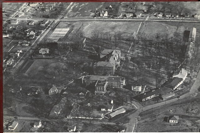 Harding College 1948 Searcy AR