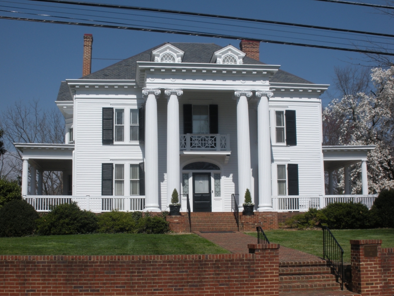 Where To Stay While Visiting Farmville Virginia  Longwood Bed And  Breakfast  Located In Farmville Virginia
