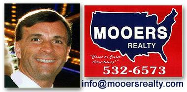 ... logo, maine real estate broker andrew mooers, houlton maine 04730