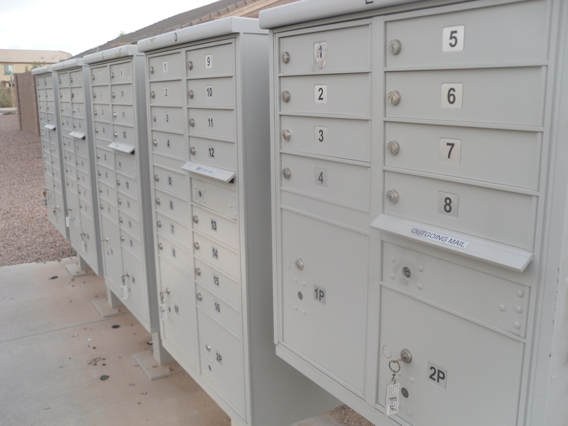 Need To Rekey Your Mailbox Information For The New Home