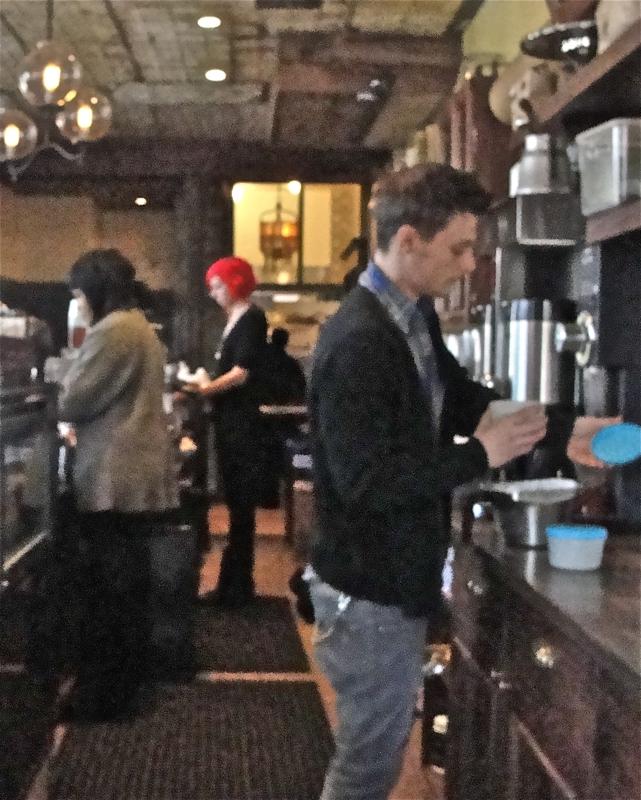 Brunch in Philadelphia One Shot Cafe