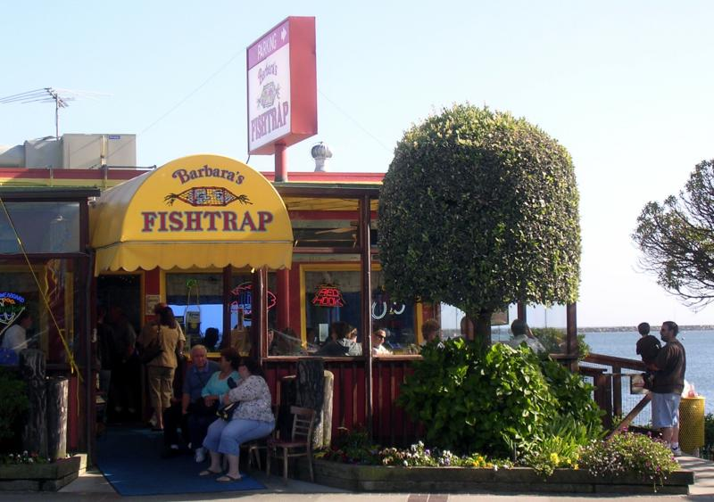 Barbara's Fishtrap