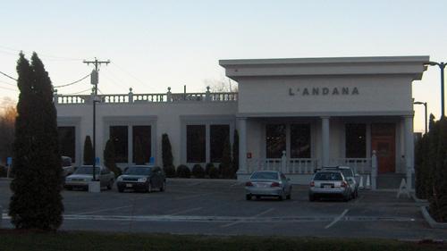 Landana Restaurant Burlington Ma