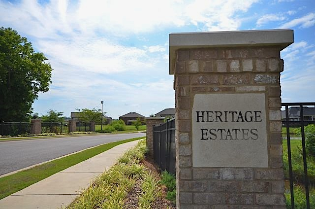 Heritage Estates In Madison County Harvest Alabama Homes For Sale