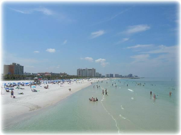 Clearwater Beach Florida Is Located In Pinellas County Due West Of Tampa It Has A Potion Roximate 110 000 People