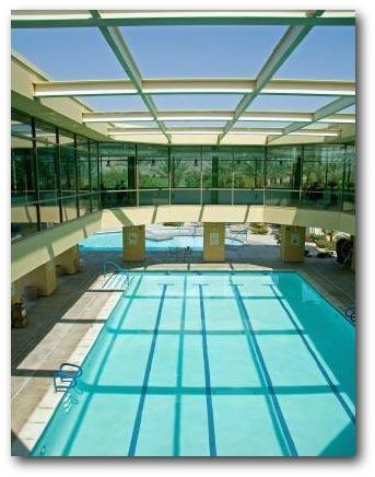 Trilogy La Quinta indoor pool