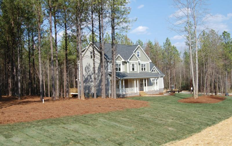 Cattail Creek - Available Lots and Land in Chatham County NC - Raleigh Area Land for Sale
