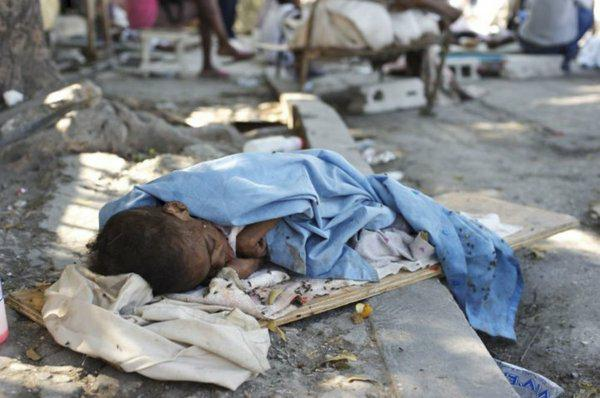 The Haiti Orphans Crisis