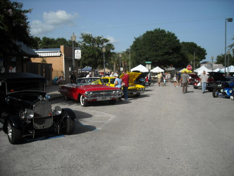 Plant City Strawberry Classic Car Show