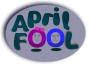Badge saying April Fool atlanta metro ODAT Realty CDPE Advanced Buckhead Atlanta GA