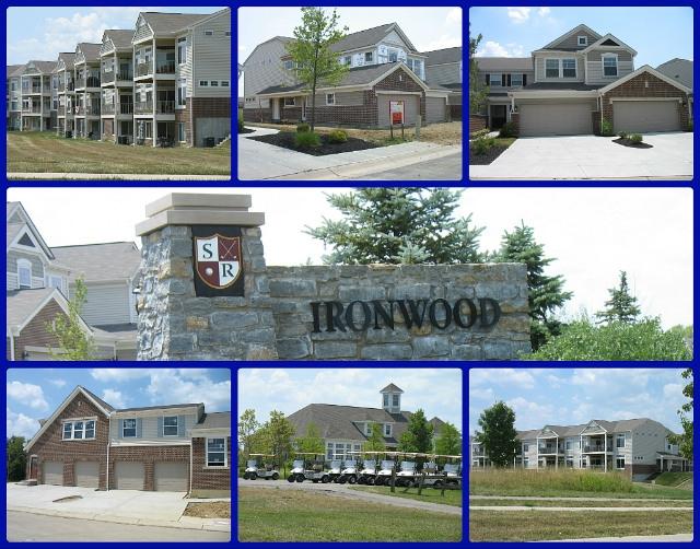 Ironwood at Shaker Run condominiums by Fischer Homes  Lebanon Ohio 45036