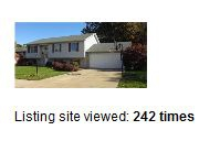 NW Indiana F.C.Tucker Home For Sale Sold After Only One Showing!
