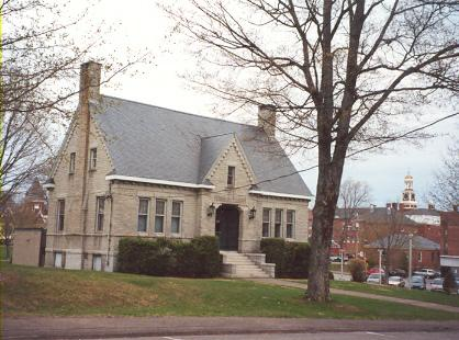 Cary Library,Houlton Maine,mooers realty
