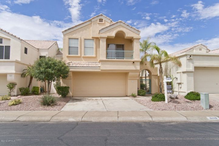 waterfront homes for sale in miralago at the foothills in phoenix az