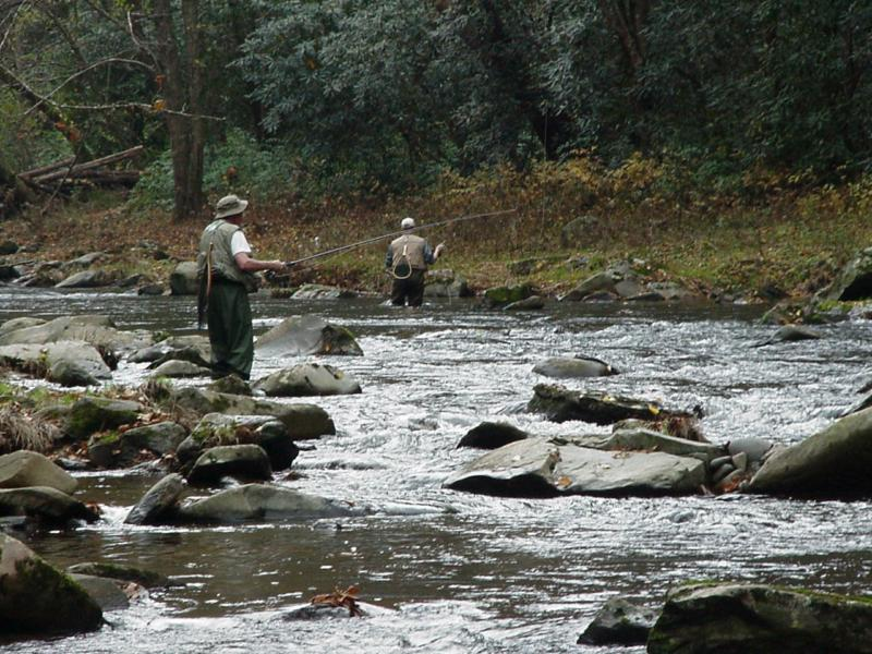 Listen to the river on this mountain view 2 5 acre lot for Fly fishing chattanooga