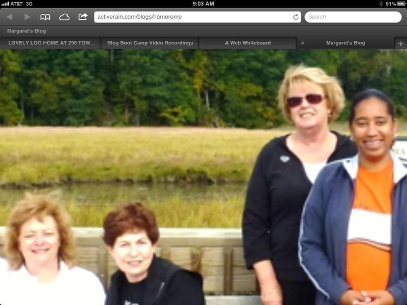 Cheryl, Margaret,Martha, Stacey