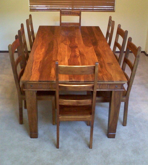 NEW website - AZTuscanFurniture.com - solid, hand-carved rosewood
