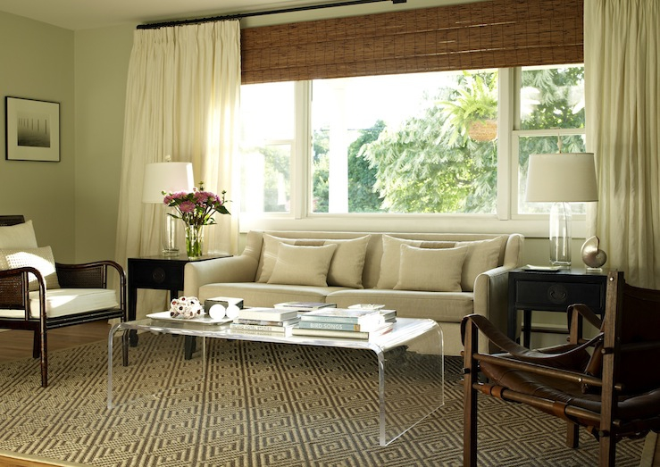 5 design secrets to stage a small living room - How to stage a living room ...