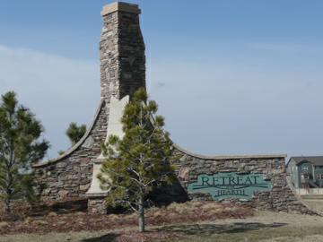 The Retreat at The Hearth neighborhood