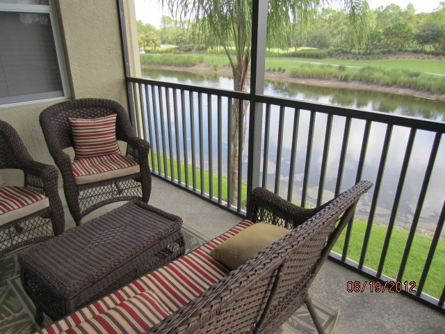 Naples Golf Community Seasonal Condo For Rent