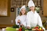 The little cooks