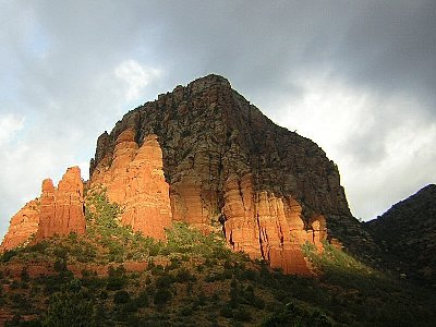 thunder mountain sedona