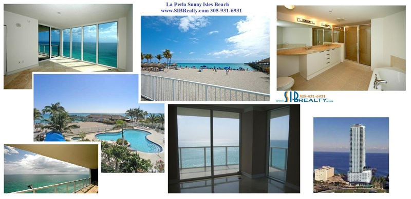 La Perla Sunny Isles Beach. Call our Condo and Home Specialist Valeria Mola 305-607-0709  or Evelina Tsigelnitskaya 305-383-5462 If you are going to sell, buy or lease  allow us to help you.
