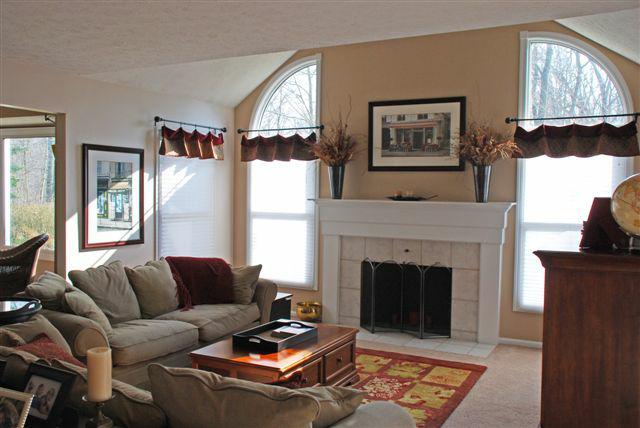 family room 6526 Woodbury Drive Solon Ohio