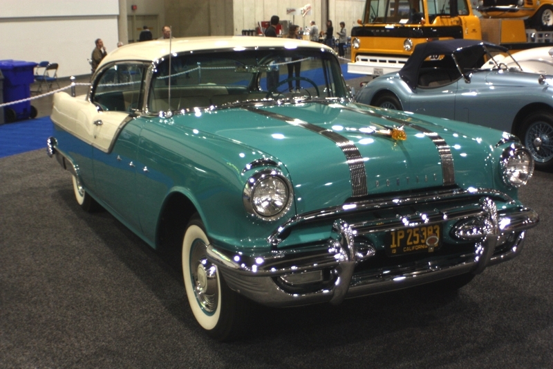 Pala Casino s Hot Rods & Classics car show, September 17, 2011
