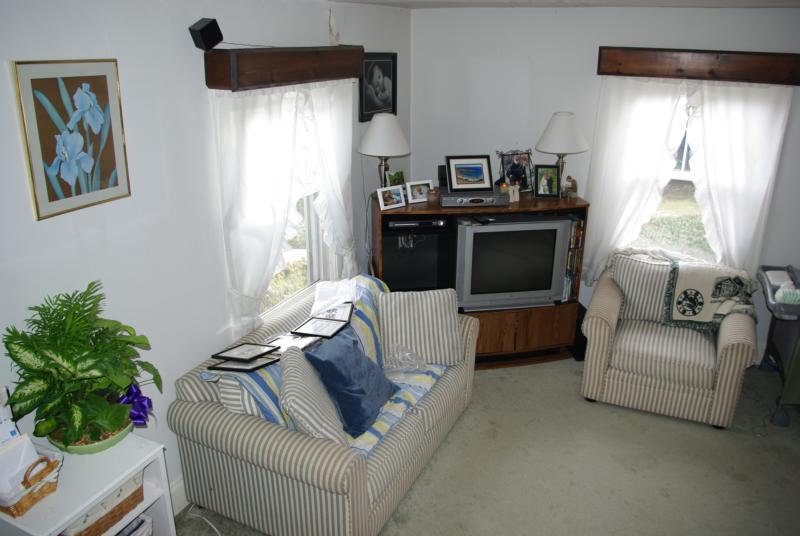 Small RoomVery Big Plasma TVHelp
