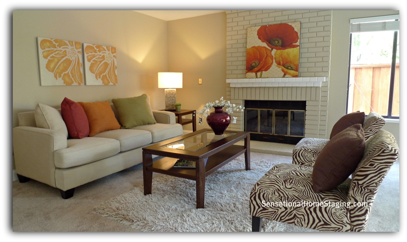 East bay home staging how to update a home to sell paint for How to stage a house to sell