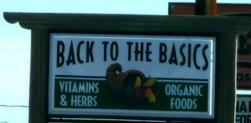 BAck to the basics organic food bosque farms