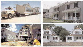 Manufactured vs modular homes what 39 s the difference - Manufactured vs mobile home ...