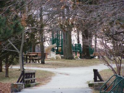 Caddy memorial Park